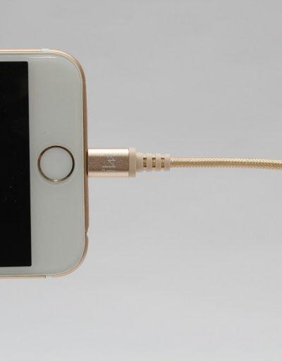 Preparazione connettore di carica iPhone