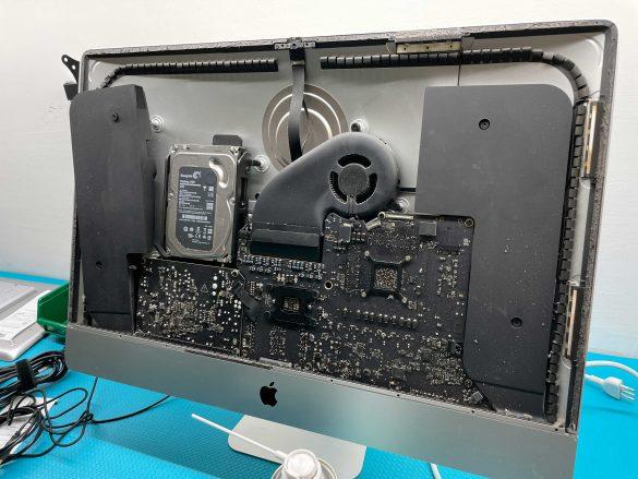 Installazione SSD su iMac vecchio